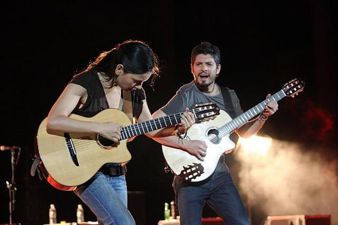 Photo of Rodrigo Y Gabriela &amp; C.U.B.A.