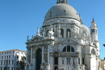 Festival of the Madonna della Salute - Festival in Venice.