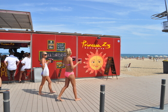 Princesa 23 Beach Bar - Beach Bar in Barcelona.