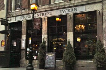 stone street tavern financial district new york party earth