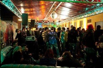 Hansa 39 - Concert Venue in Munich.