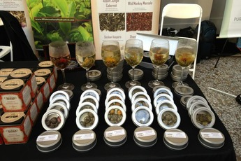 Chado Tea Room, Downtown, Los Angeles | Party Earth