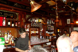 Trinity College - Irish Pub in Rome.