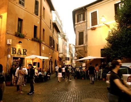 Trastevere, Rome.