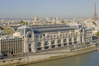 Muse d&#x27;Orsay - Museum in Paris.