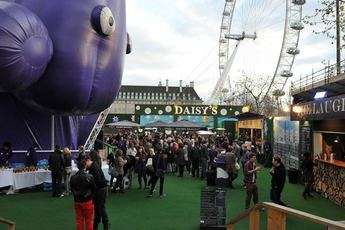 E4 Udderbelly Festival - Arts Festival | Comedy Show in London.