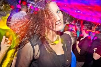 Pink Sunday - Club Night in Berlin.