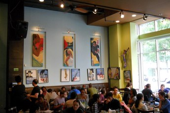 Busboys and Poets - Bar | Caf | Restaurant in Washington, DC.