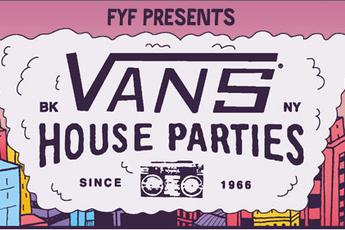Vans House Parties - Concert in New York.