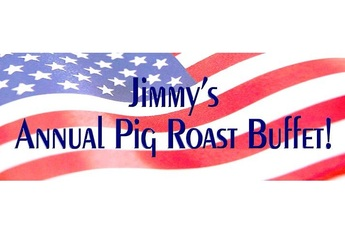 Jimmy's Annual Pig Roast Buffet - Food & Drink Event | Special Event in Washington, DC.
