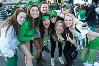 ShamrockFest in Washington, DC