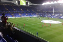 White Hart Lane - Stadium in London.