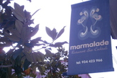 Marmalade - Lounge | Restaurant in Barcelona.
