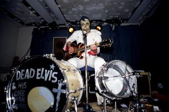 Dead Elvis & His One Man Grave