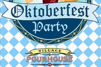 Village Pourhouse NoHo Oktoberfest - Party in New York.