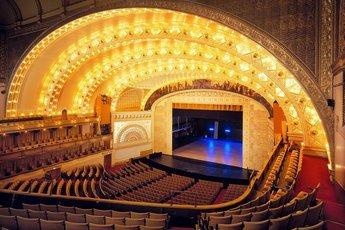 Auditorium Theatre of Roosevelt University - Concert Venue | Theater in Chicago.