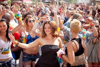 Luminosity Beach Festival - Music Festival in Amsterdam.