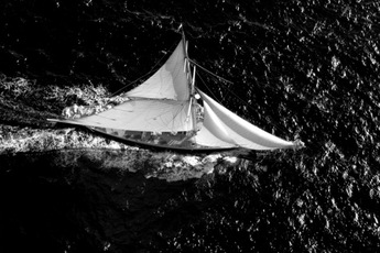 Les Voiles d'Antibes - Sailing in French Riviera.