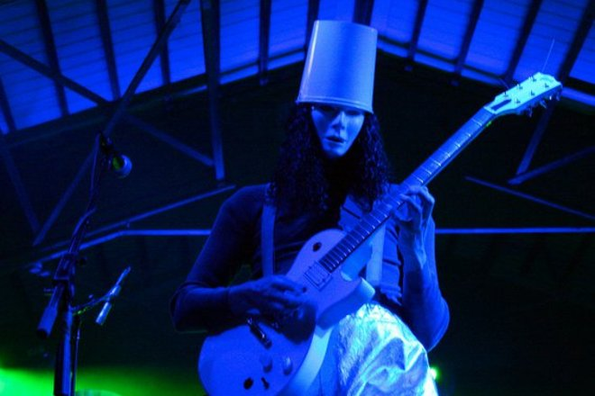Photo of Buckethead