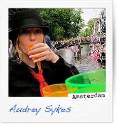 Audrey Sykes