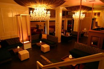 Boudoir at Coco de Ville - Bar | Club | Lounge in Los Angeles.