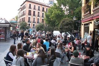 El Viajero in Madrid