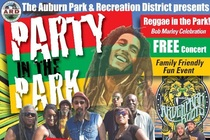 Auburn Park & Recreation District Party in the Park - Concert | Party in San Francisco.