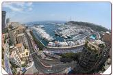 Circuit de Monaco - Race Track in French Riviera