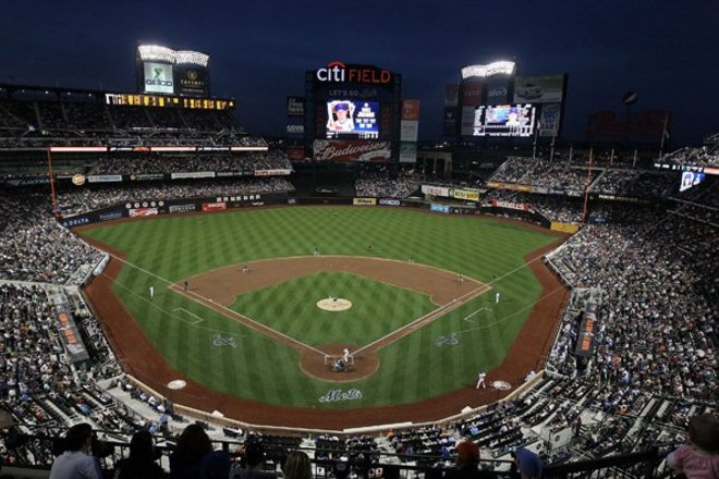 Photo of New York Yankees vs. New York Mets