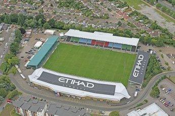 Twickenham Stoop - Stadium in London.