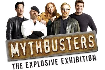 MythBusters: The Explosive Exhibition - Art Exhibit in Chicago.