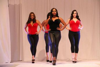 Haute Curves LA Fashion Week - Fashion Event in Los Angeles.