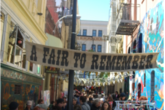 A Fair to Remember - Festival | Street Fair in San Francisco.