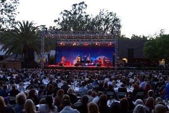 Wente Vineyards (Livermore, CA) - Concert Venue in San Francisco.