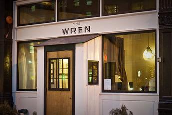 The Wren - Bar | Restaurant in New York.