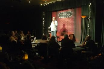 First Timer Funnies at Flappers Comedy Club - Stand-Up Comedy in Los Angeles.