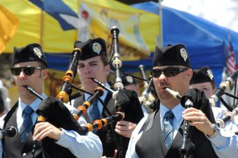 Scottish Fest - Cultural Festival | Food Festival in Los Angeles.