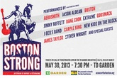 Boston Strong - Concert in Boston.