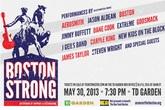 Boston Strong - Concert in Boston.