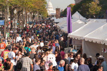 Taste of DC - Concert | Food & Drink Event in Washington, DC.
