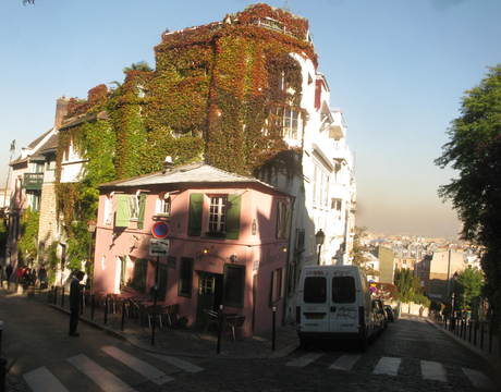 Things To Do In Montmartre Eme Paris - Paris things to do map
