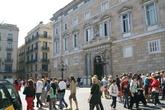 Plaça Sant Jaume - Plaza | Landmark in Barcelona