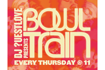 DJ Questlove Presents: Bowl Train - Club Night | Party | DJ Event in New York.