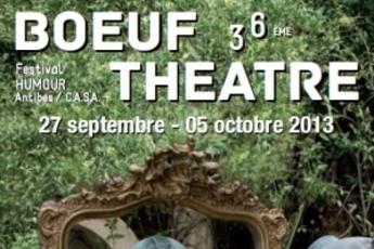 Boeuf Theatre - Comedy Festival in French Riviera.
