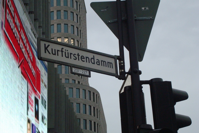 Photo of Kurfürstendamm Strasse