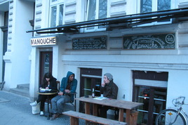 Manouche - Bar | Café in Berlin.