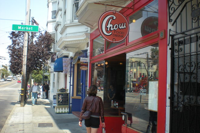 Photo of Castro Street