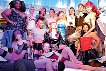 Red Hots Hella Saucey - Burlesque Show | Performing Arts | Dance Performance | Party in San Francisco.