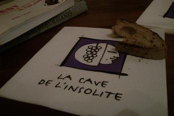 La Cave de l'Insolite - French Restaurant in Paris.