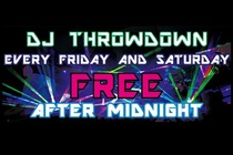 DJ Throwdown at Elbo Room Chicago - Club Night | DJ Event in Chicago.